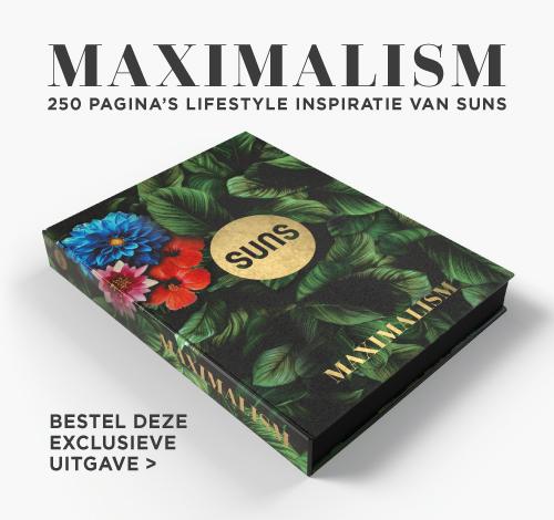 SUNS Maximalism book