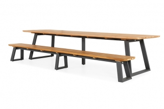 Dining table/bench SUNS Tomar