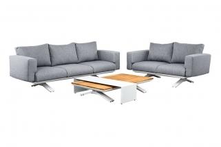 SUNS Nardo – Sofa set – SUNS Green Collection – 3 parts