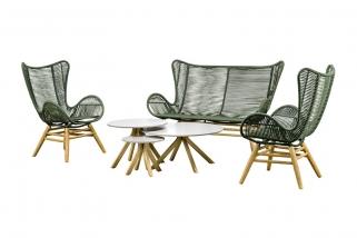 SUNS Kreta – Sofa set – SUNS Grey Collection