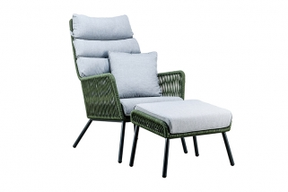 SUNS Faros – Lounge Chair – SUNS Grey Collection