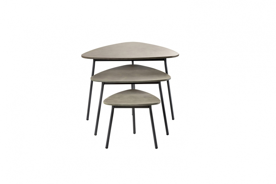 Bijzettafel – Kos – Grey collectie